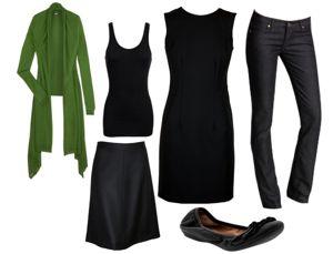 business casual black dress SbAiMWCy