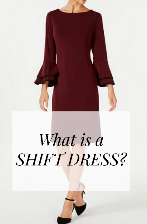 What is a Shift Dress?