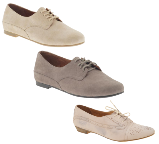 oxford shoes   SHEfinds