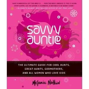 Savvy Auntie book