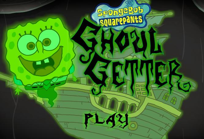 halloween game fun with nickcom stylish life for moms - Spongebob Halloween Game