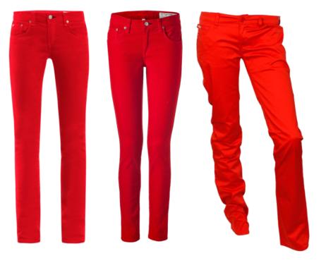 Trendiest Winter Trend? Red Jeans. at Garanimals Blog