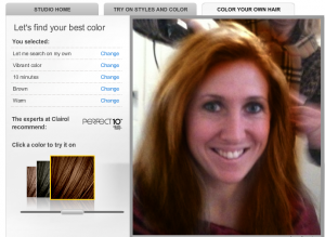 how to use alter ego hair color
