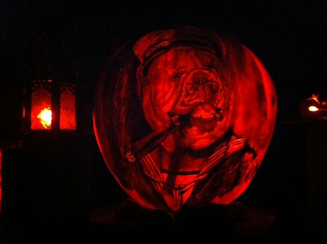 Roger Williams Park Zoo Jack-O-Lantern Spectacular
