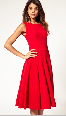 Fabulous Find: The Best Red Dress for the Holiday - Stylish Life ...