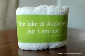 Etsy workout towel