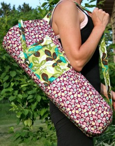 Shanti Designs yoga mat bags