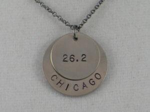 26.2 Etsy necklace