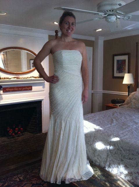 Ann Taylor Jasmine Lace Gown