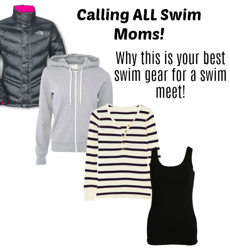 What to Wear to a Swim Meet