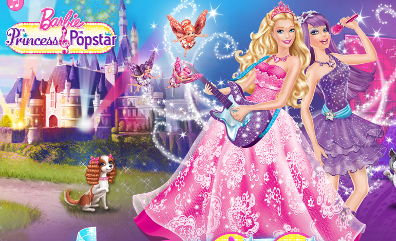 images of barbie princess and the popstar - photo #18