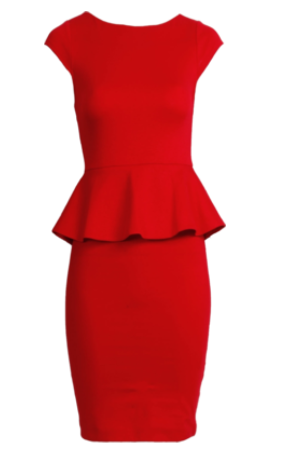 Holiday Dressing: How to Wear a Red Dress - Stylish Life for Moms