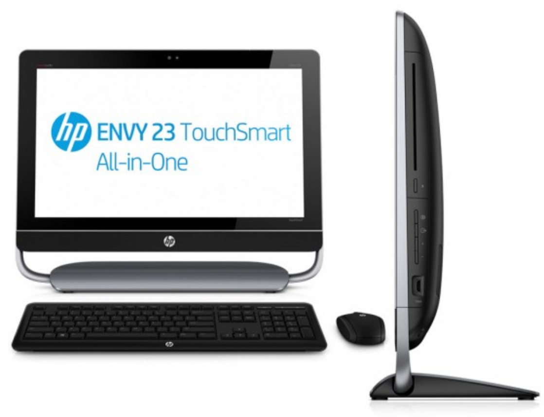 GIVEAWAY: HP ENVY TouchSmart 23 *Winner Selected - Stylish ...