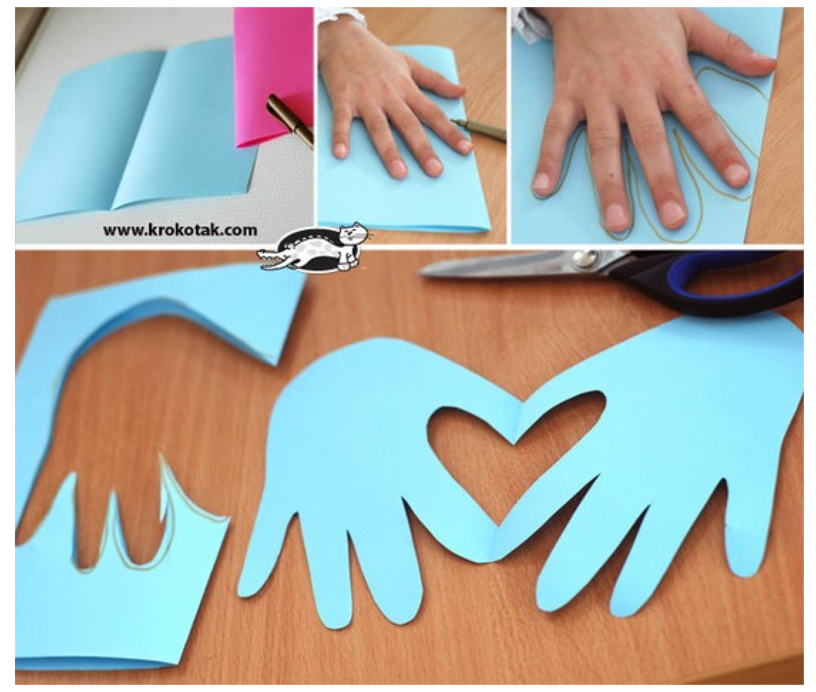 15 easy valentine s day crafts for your kids