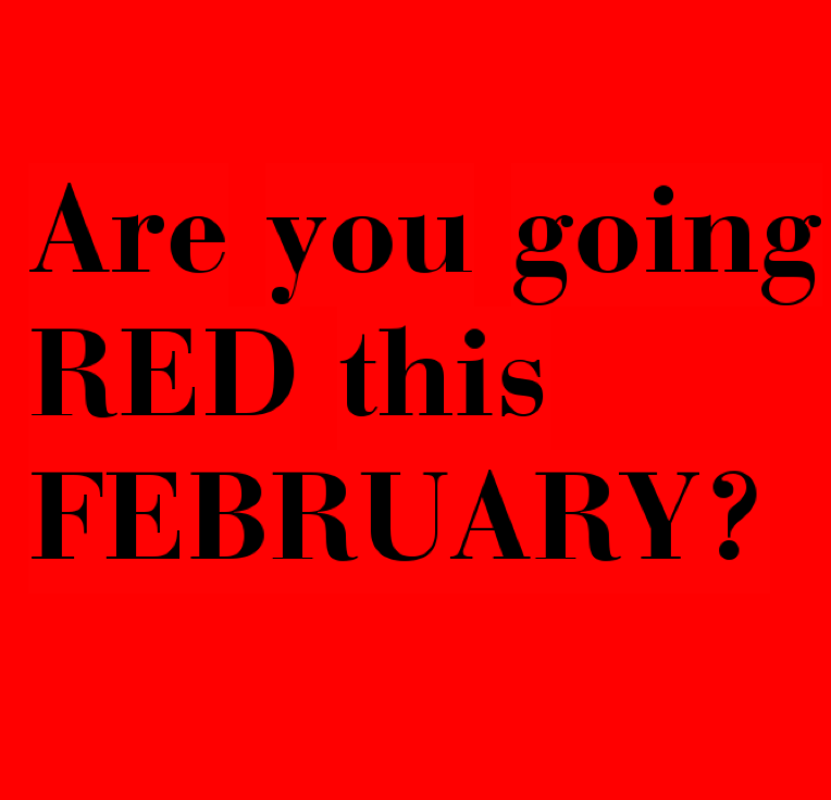 Heart Disease News, Articles, Stories & Trends for Today  |For Heart Month Wear Red