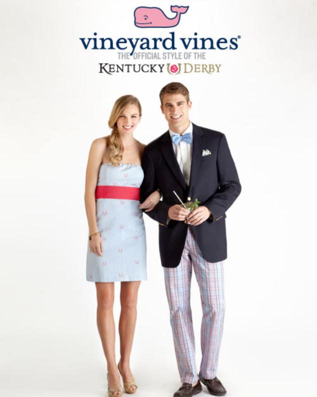 Vineyard Vines Kentucky Derby Collection