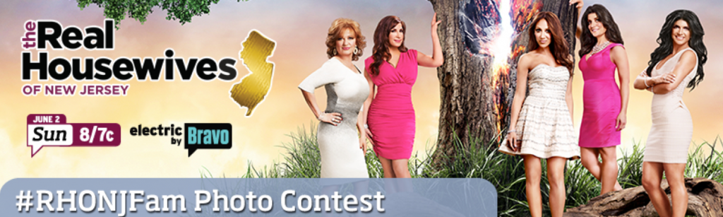 Don't forget to vote for the #RHONJ contest starting 5/28!