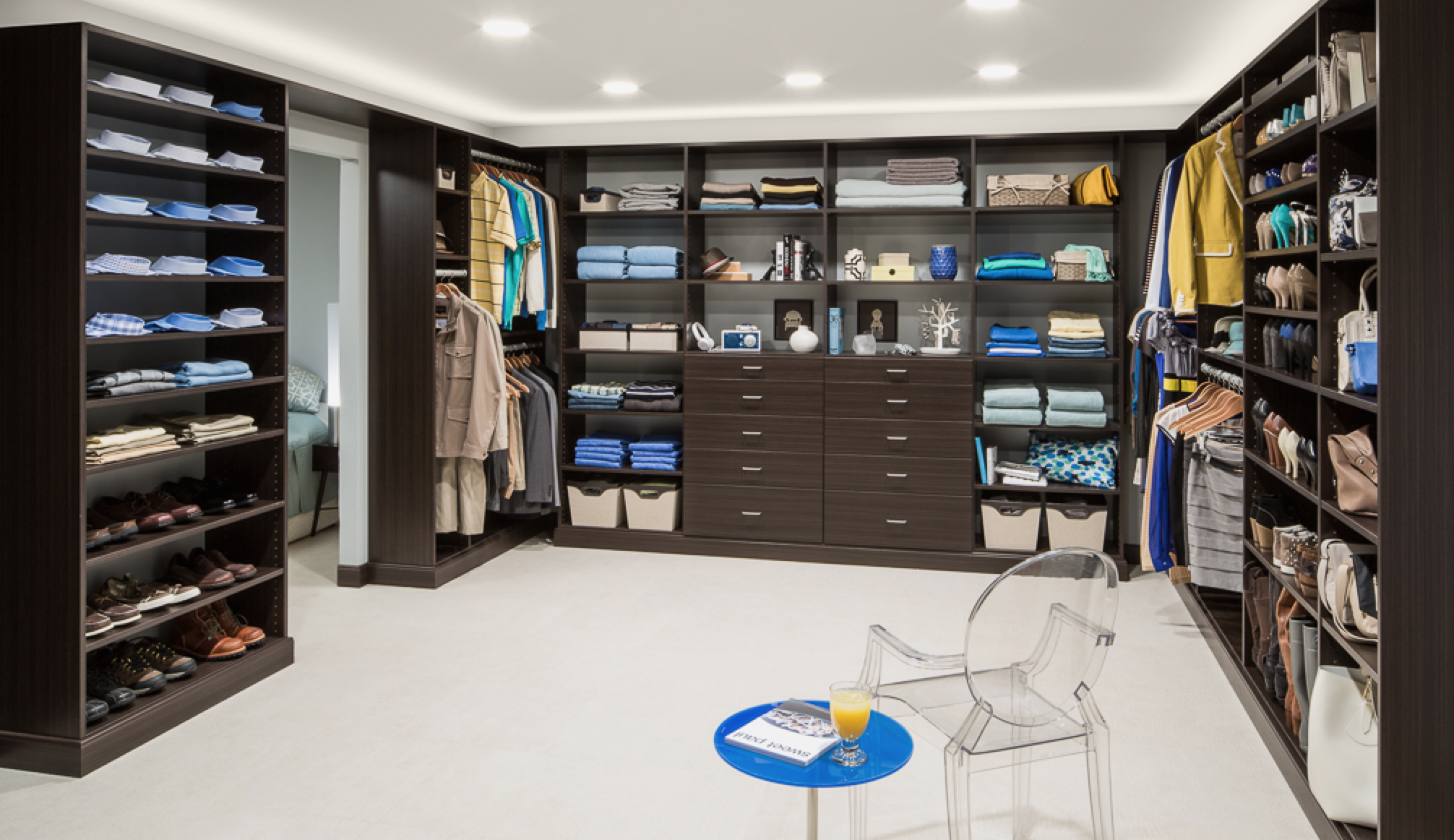 Renovation Series Creating A Dream Closet With Easyclosets 1