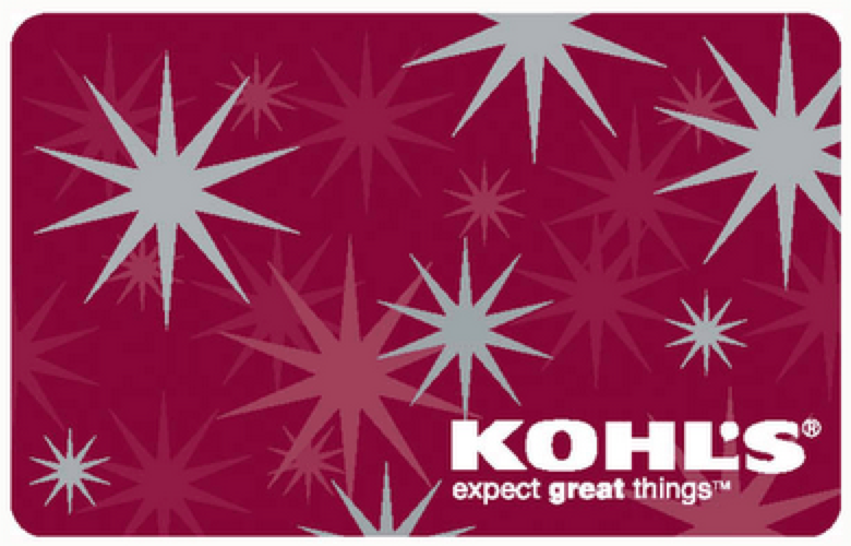 $100 Kohl's Gift Card Giveaway for our Rocking Holiday Giveaway ...
