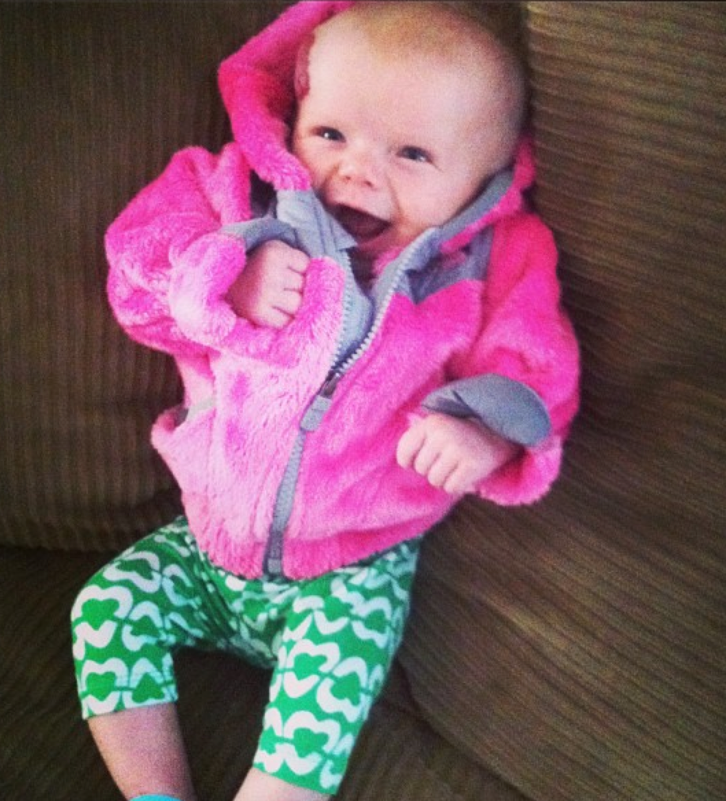 North face jackets for babies