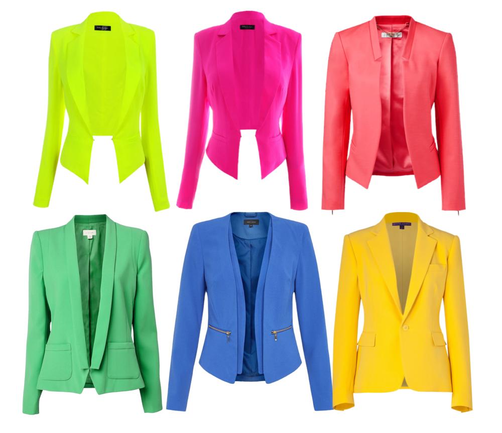 Women's Casual Blazers