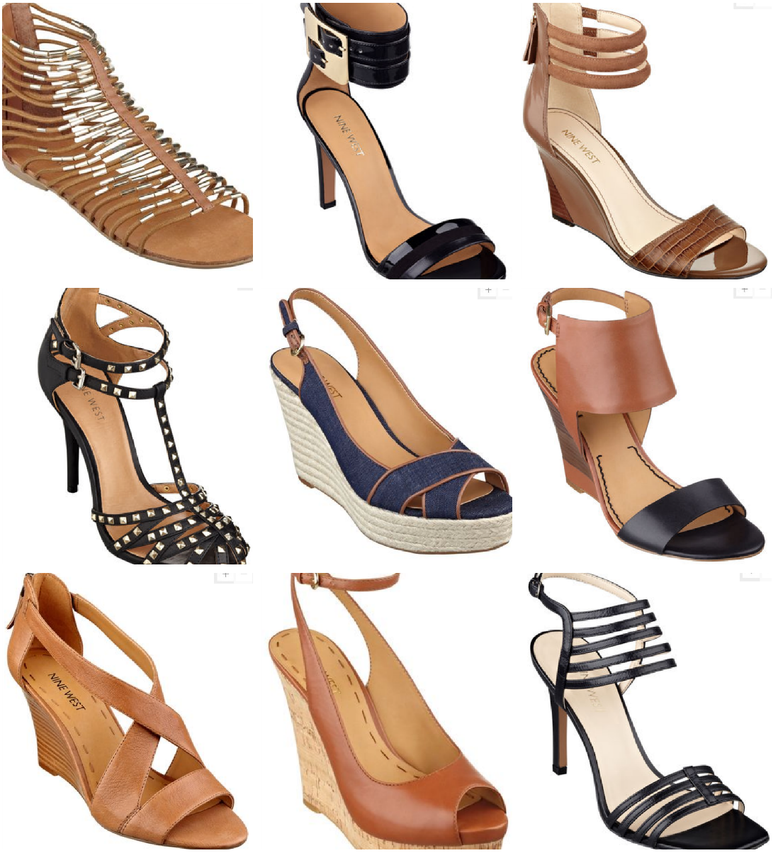 Sign up for new styles from Nine West