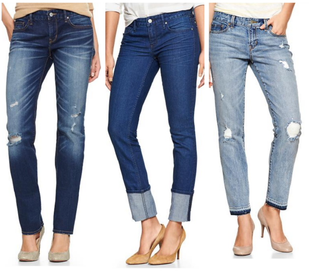 how to buy jeans without trying them on