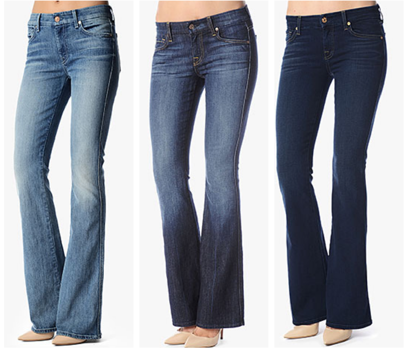 Jean Guide: Best Jeans for Moms
