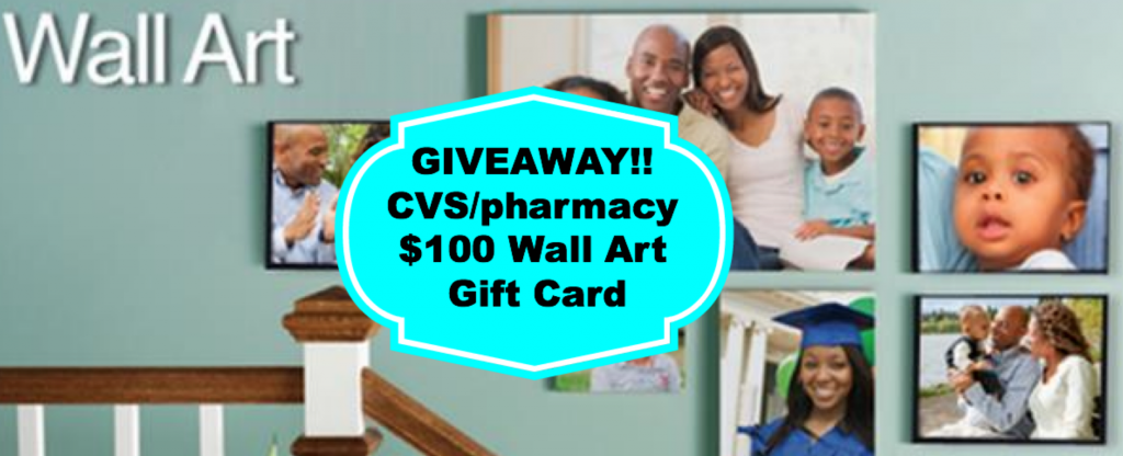 Spring Redecorating with CVS/pharmacy Photo Wall Art – $100 Gift Card #GIVEAWAY *CONGRATS TO KELLY! SHE HAS BEEN NOTIFIED!