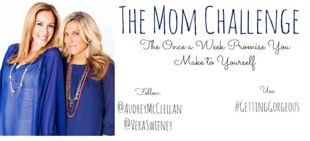 Introducing The Mom Challenge: Here's How To Participate And Win #GettingGorgeous