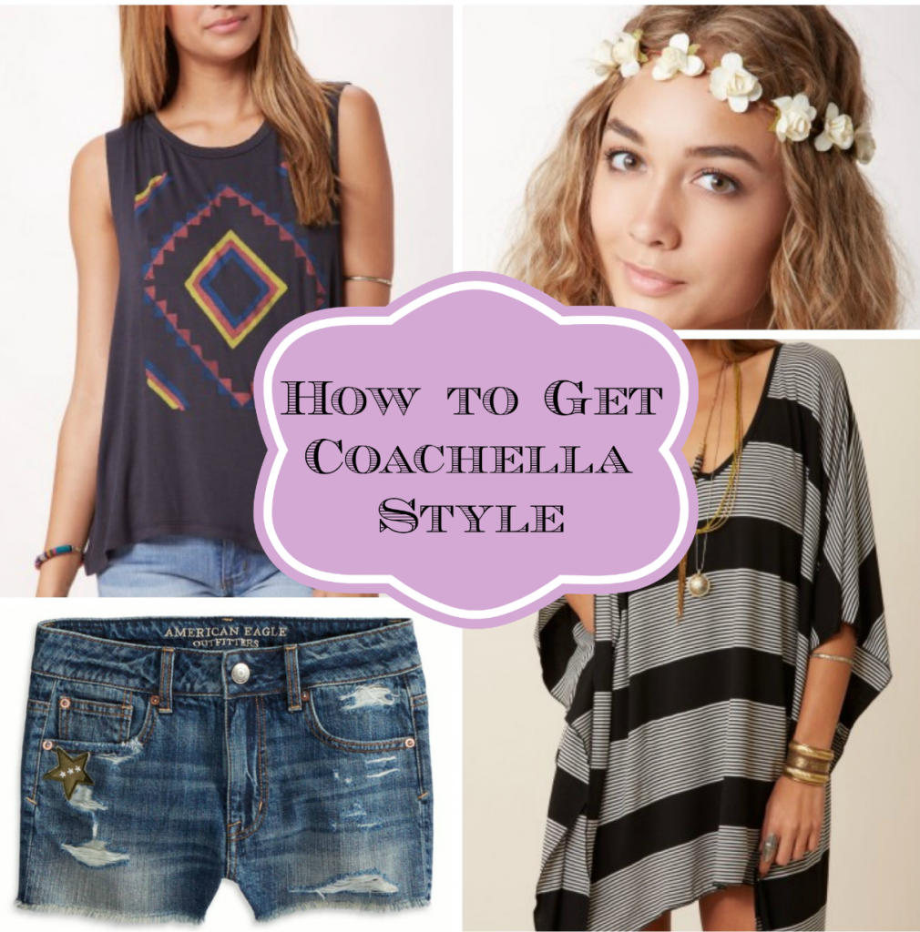 Festival Fashion: Coachella Style