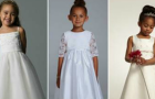 1st Communion Styles for Girls