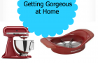 Getting Gorgeous in the Kitchen: A Dash of Bold Red