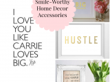Getting Gorgeous at Home: Smile Worthy Accessories