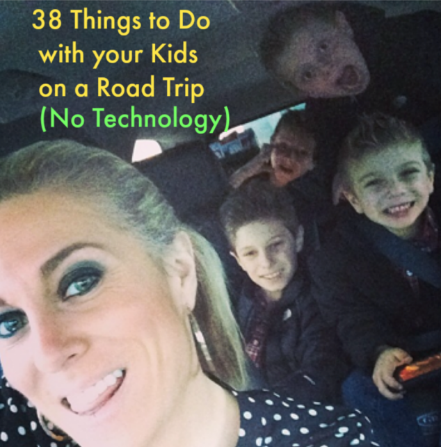 Travel Games For Kids 38 Things To Do With Your Kids In The Car
