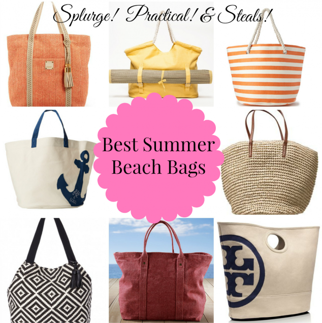 Best Beach Bags For Summer