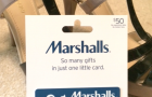 GIVEAWAY: $50 Gift Card to Marshalls/T.J.Maxx