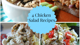 4 Easy Ways to Make Chicken Salad – Getting Gorgeous in the Kitchen #GettingGorgeous