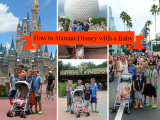 How to Manage Disney with a Baby #Disney