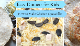10 Quick and Easy Dinners for Kids