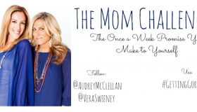 Mom Challenge Monday: Yoga, Deep Breathing and Mediation