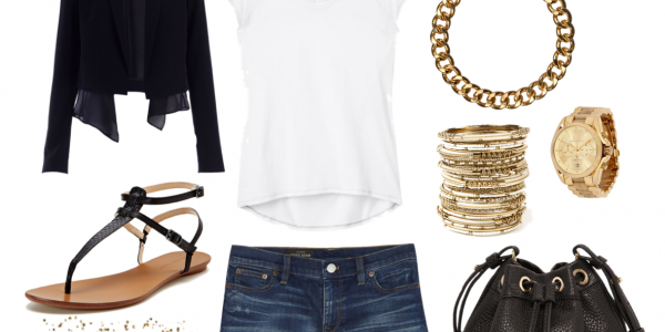 Fashion Inspiration: What to Wear with a Plain White Tee