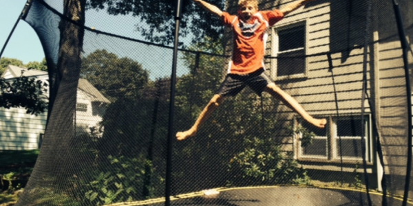 Summer Trampoline Safety