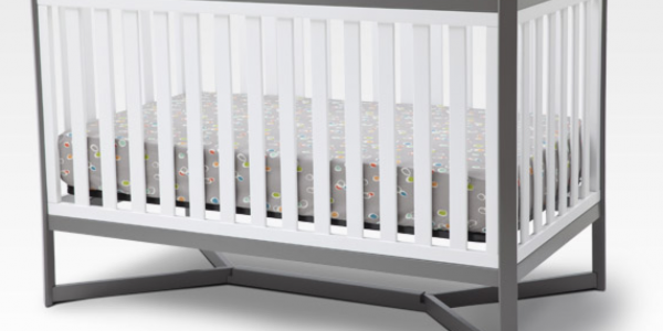 Nursery Must-Have: Delta Children Cribs  *GIVEAWAY: Tribeca Crib by Delta Children