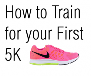 Training for a 5K