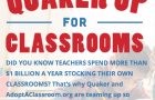 QUAKER BACK-TO-SCHOOL – Oat-Standing Gift Pack GIVEAWAY #QuakerUp