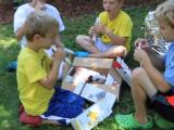 Back to School Lunchtime Snack: New Chobani Kids Greek Yogurt Tubes