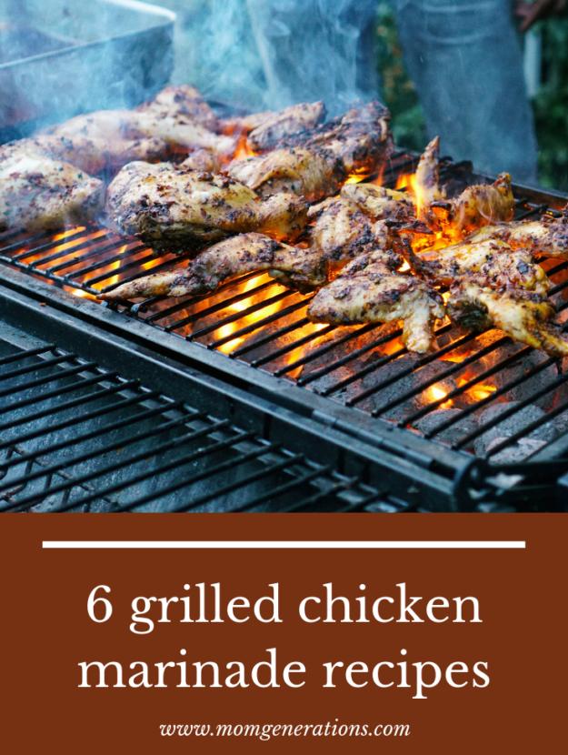 Chicken Marinade Recipes