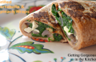 Grilled Portabella & Spinach Wraps – Getting Gorgeous in the Kitchen