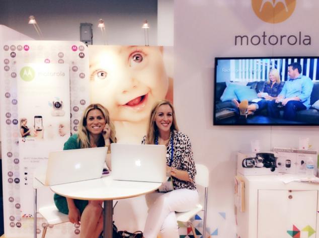 Twitter Party with Motorola Baby Monitor #MotorolaBabyMonitor